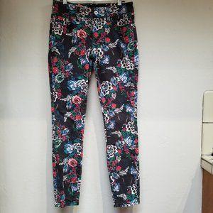 Anthropologie Pilcro & Letterpress Skinny Jeans 26